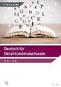 Cover-Bild zu Deutsch für Detailhandelsfachleute von Haas, Brigitte