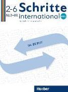 Cover-Bild zu Schritte international Neu 2-6 / im Beruf. Kopiervorlagen von Taeuffenbach, Brigitte von