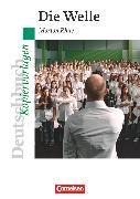 Cover-Bild zu Deutschbuch - Ideen zur Jugendliteratur, Kopiervorlagen zu Jugendromanen, Die Welle, Empfohlen für das 9./10. Schuljahr, Kopiervorlagen von Fenske, Ute
