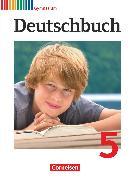Cover-Bild zu Deutschbuch Gymnasium, Allgemeine Ausgabe, 5. Schuljahr, Schülerbuch von Brenner, Gerd
