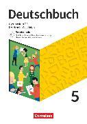Cover-Bild zu Deutschbuch Gymnasium, Nordrhein-Westfalen - Neue Ausgabe, 5. Schuljahr, Servicepaket mit CD-Extra, Handreichungen, Kopiervorlagen, Klassenarbeiten von Eichenberg, Christine