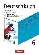 Cover-Bild zu Deutschbuch Gymnasium, Nordrhein-Westfalen - Neue Ausgabe, 6. Schuljahr, Servicepaket mit CD-Extra, Handreichungen, Kopiervorlagen, Klassenarbeiten von Eichenberg, Christine