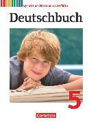 Cover-Bild zu Deutschbuch Gymnasium, Nordrhein-Westfalen, 5. Schuljahr, Schülerbuch von Brenner, Gerd