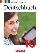 Cover-Bild zu Deutschbuch Gymnasium, Rheinland-Pfalz, 10. Schuljahr, Schülerbuch von Brenner, Gerd