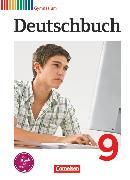 Cover-Bild zu Deutschbuch Gymnasium, Allgemeine Ausgabe, 9. Schuljahr, Schülerbuch von Brenner, Gerd