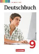 Cover-Bild zu Deutschbuch Gymnasium, Hessen G8/G9, 9. Schuljahr, Schülerbuch von Brenner, Gerd
