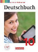 Cover-Bild zu Deutschbuch Gymnasium, Niedersachsen, 10. Schuljahr, Schülerbuch von Brenner, Gerd