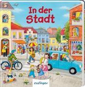 Cover-Bild zu Schumann, Sibylle: Mein allererstes Wimmelbuch: In der Stadt (Mini-Ausgabe)