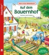 Cover-Bild zu Schumann, Sibylle: Unkaputtbar: Mein erstes Wimmelbuch: Auf dem Bauernhof