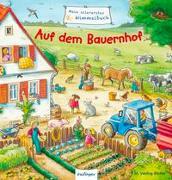 Cover-Bild zu Schumann, Sibylle: Mein allererstes Wimmelbuch: Auf dem Bauernhof