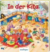 Cover-Bild zu Schumann, Sibylle: Mein allererstes Wimmelbuch: In der Kita (Mini-Ausgabe)