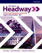 Cover-Bild zu Headway: Upper Intermediate: Culture & Literature Companion