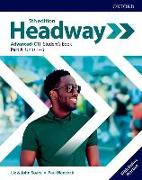 Cover-Bild zu Headway: Advanced: Student's Book A with Online Practice