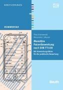 Cover-Bild zu Monetäre Patentbewertung nach DIN 77100 von Grünewald, Theo