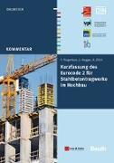 Cover-Bild zu Kurzfassung des Eurocode 2 für Stahlbetontragwerke im Hochbau von Fingerloos, Frank