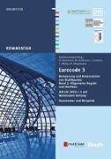 Cover-Bild zu Eurocode 3 Bemessung und Konstruktion von Stahlbauten Band 1 von Feldmann, Markus