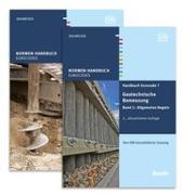 Cover-Bild zu Handbuch Eurocode 7 - Geotechnische Bemessung