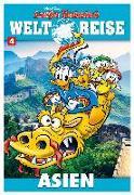 Cover-Bild zu Disney: Lustiges Taschenbuch Weltreise 04