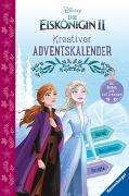 Cover-Bild zu The Walt Disney Company (Illustr.): Kreativer Adventskalender zur Eiskönigin 2