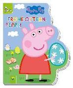 Cover-Bild zu Specht, Florentine: Frohe Ostern, Peppa! - Peppa Pig
