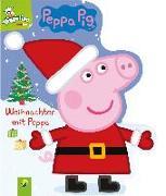 Cover-Bild zu Specht, Florentine: Weihnachten mit Peppa