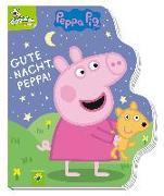 Cover-Bild zu Specht, Florentine: Gute Nacht, Peppa! - Peppa Pig