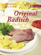 Cover-Bild zu Graff, Monika: Original Badisch - The Best of Baden Food