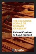 Cover-Bild zu Crashaw, Richard: The religious poems of Richard Crashaw