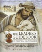 Cover-Bild zu Shepherd, Richard: Life Principles for Following Christ: Leader's Guidebook