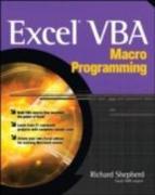 Cover-Bild zu Shepherd, Richard: Excel VBA Macro Programming (eBook)