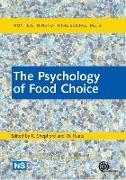 Cover-Bild zu Shepherd, Richard: The Psychology of Food Choice