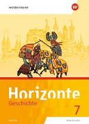 Cover-Bild zu Dinter, Stefanie: Horizonte / Horizonte - Geschichte: Ausgabe 2018 für Realschulen in Bayern
