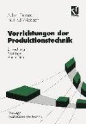 Cover-Bild zu Trummer, Achim: Vorrichtungen der Produktionstechnik (eBook)
