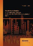Cover-Bild zu Trummer, Matthäus: Die ethnische Struktur in den baltischen Staaten im Spiegel der Volkszählungsergebnisse 2011 (eBook)
