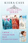 Cover-Bild zu Cass, Kiera: Selection series 1-3 (The Selection; The Elite; The One) plus The Guard and The Prince (The Selection) (eBook)