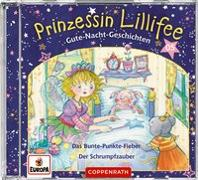Cover-Bild zu Nach einer Idee von Monika Finsterbusch: Prinzessin Lillifee - Gute-Nacht-Geschichten (CD 5)