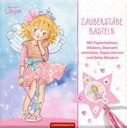 Cover-Bild zu Finsterbusch, Monika (Illustr.): Prinzessin Lillifee: Zauberstäbe basteln
