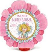Cover-Bild zu Finsterbusch, Monika (Illustr.): Malbuch Blütenzauber