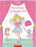 Cover-Bild zu Finsterbusch, Monika (Illustr.): Mein schönstes Anziehpuppen-Heft
