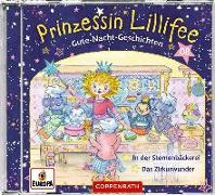 Cover-Bild zu Nach einer Idee von Monika Finsterbusch: Prinzessin Lillifee - Gute-Nacht-Geschichten (CD 8)