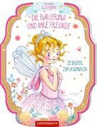 Cover-Bild zu Monika Finsterbusch (Illustr.): Prinzessin Lillifee: Die Ballerina und ihre Freunde