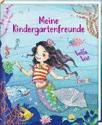 Cover-Bild zu Monika Finsterbusch (Illustr.): Freundebuch - Nella Nixe - Meine Kindergartenfreunde