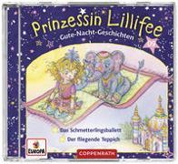 Cover-Bild zu Nach einer Idee von Monika Finsterbusch: Prinzessin Lillifee - Gute-Nacht-Geschichten (CD 9)