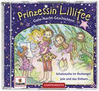 Cover-Bild zu Nach einer Idee von Monika Finsterbusch: Prinzessin Lillifee - Gute-Nacht-Geschichten (CD 10)