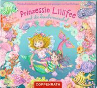 Cover-Bild zu Finsterbusch, Monika: CD Hörbuch: Prinzessin Lillifee und die Zaubermuschel