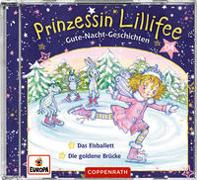 Cover-Bild zu Nach einer Idee von Monika Finsterbusch: Prinzessin Lillifee - Gute-Nacht-Geschichten (CD 4)