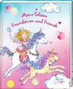 Cover-Bild zu Finsterbusch, Monika (Illustr.): Freundebuch - Meine liebsten Freundinnen und Freunde (Prinzessin Lillifee)