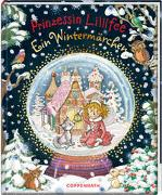 Cover-Bild zu Finsterbusch, Monika: Prinzessin Lillifee - Ein Wintermärchen