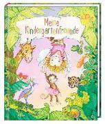 Cover-Bild zu Finsterbusch, Monika (Illustr.): Freundebuch - Prinzessin Lillifee - Meine Kindergartenfreunde