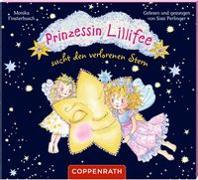 Cover-Bild zu Finsterbusch, Monika: Prinzessin Lillifee sucht den verlorenen Stern (CD)